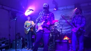2018-11-10 - Cristiano Crochemore & Blues Groovers - Medicine Man + Why Don`t You + Garden Of Love