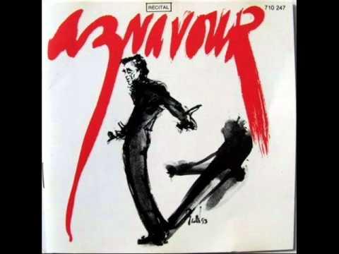 Charles Aznavour - Je T