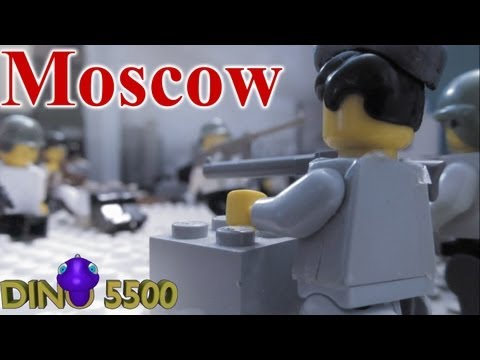 Lego Battle of Moscow