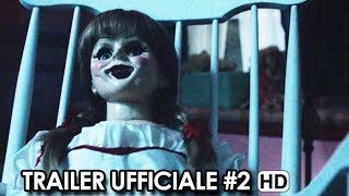 Annabelle Trailer Ufficiale Italiano #2 (2014) - John R. Leonetti Movie HD
