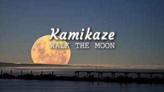 Walk The Moon Kamikaze Audio