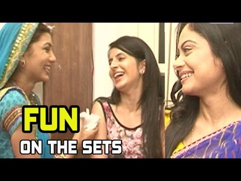 Balika Vadhu : Ganga, Saanchi & Anandi's Fun On The Sets video