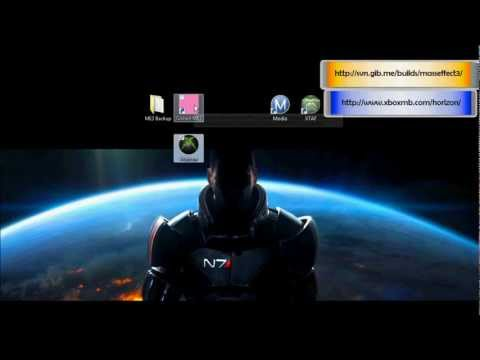 XBox 360 - Mass Effect 2 and 3 Game Save Extraction   Modding
