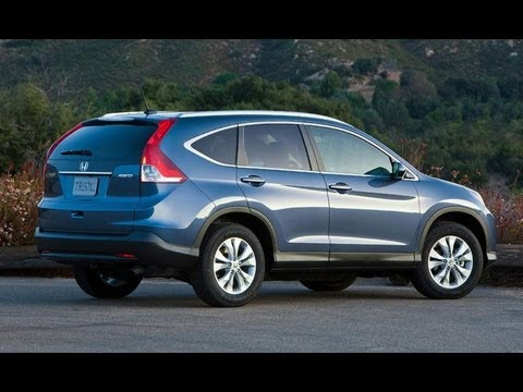 NEW 2013 Honda CRV Tips and Tricks Review