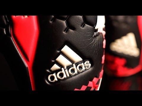 Review guantes adidas Predator Pro Iker Casillas Negro-Vivid berry