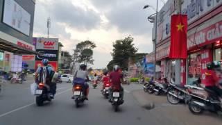 Làng Đại học Thủ Đức,Đặng Văn Bi, Sài Gòn, chiều Mùng 9 Tết