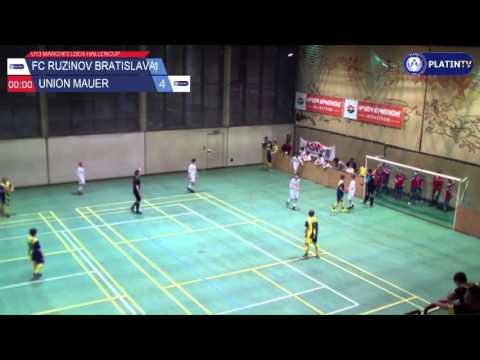 Tor -  FC Ruzinov Bratislava / Union Mauer am 13.02.2016 17:33
