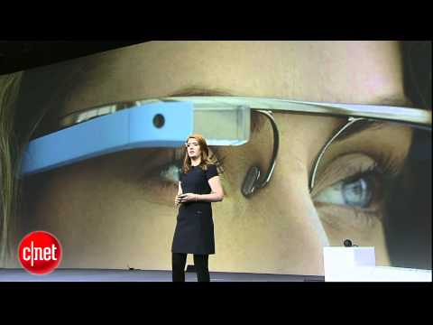Google unveils Google Glass Explorer Edition at I/O - CNET News
