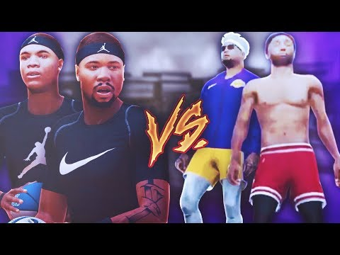 "2 BROTHERS VS ANNOYINGTV & DROWZY (FRIENDLY COMP) ""THIS GAME WAS ON ACCIDENT!"" NBA 2K19 TREANDJ"