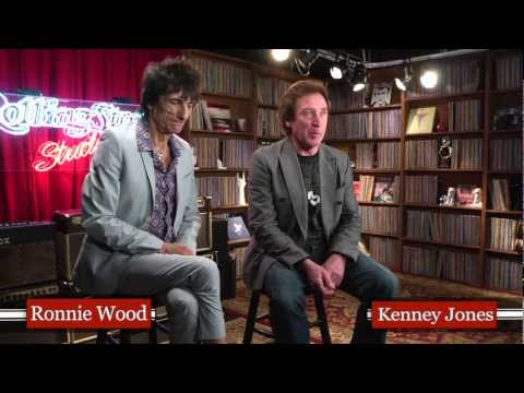 Ronnie Wood and Kenney Jones Talk The Faces on Hall of Fame Induction