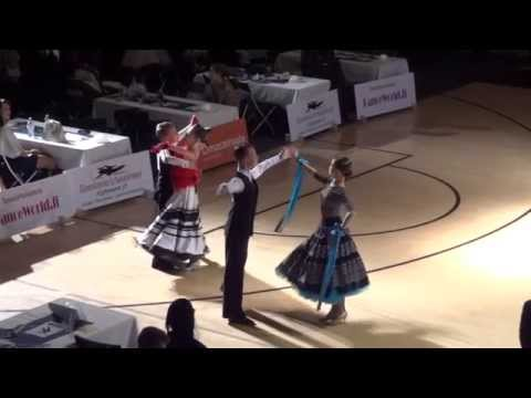 WDSF Helsinki Open 2014 - Junior I ST Final