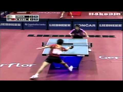 Sport of the Century:  Table Tennis HD
