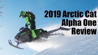 2019 ALPHA ONE COMES HOME - ALREADY BROKEN! ARCTIC CAT