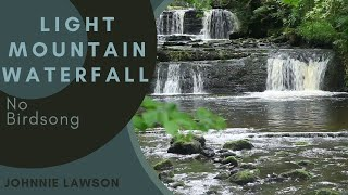 Nature Sounds-Relaxing Waterfall Sound-Soothing Water Sounds for Sleep-Relaxation Meditation