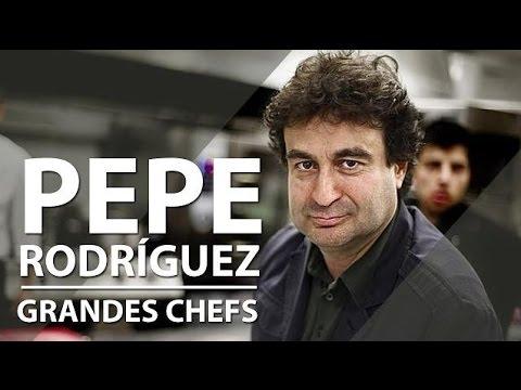 Grandes Chefs - PEPE RODRÍGUEZ (MasterChef)