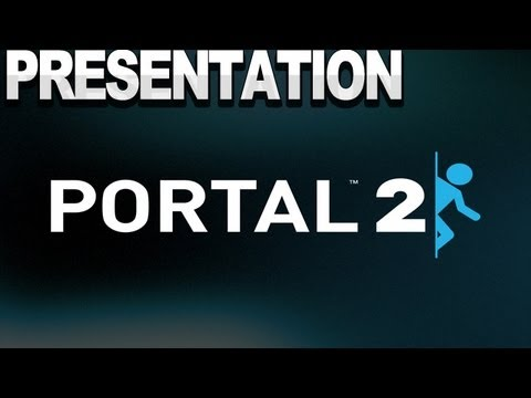 Portal 2 - Post Mortem (gdc) video
