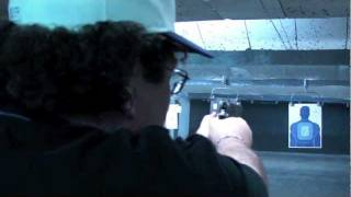 Sig Sauer 1911 XO At The Range