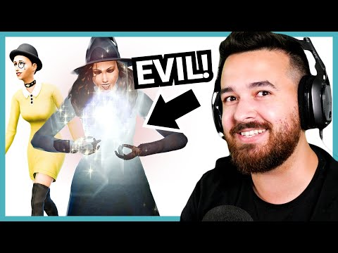 Road to becoming an EVIL witch -