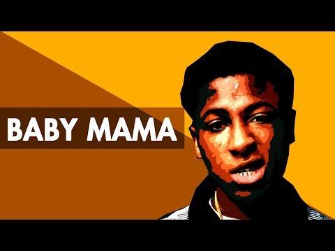 """BABY MAMA"" Trap Beat Instrumental 2018   Lit Hard Rap Hiphop Freestyle Trap Type Beats   Free DL"