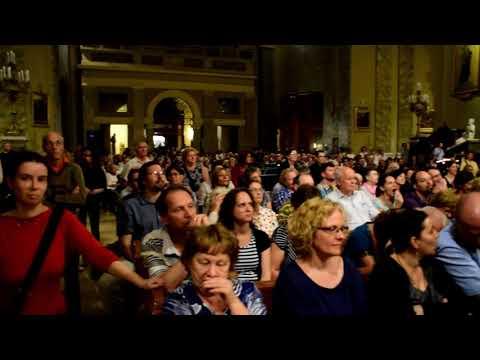 A Kaláka és Misztrál együttes közös koncertje