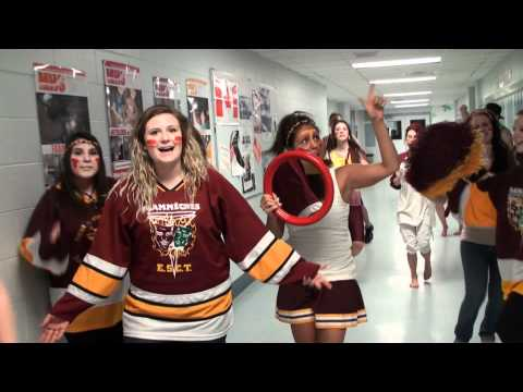 Lip Dub - The time (Dirty Bit) Ecole secondaire catholique Thériault (Finissants 2011)