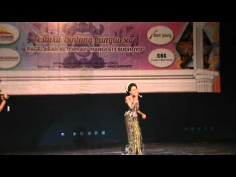 Campursari Cindelaras Ciledug - Lomba Vocal Radio Safari Jakarta