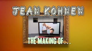 The Making Of... with Jean Kohnen: X-Ray TV Reveals Sexy Girl in Lingerie