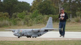 C 130 Hercules - ALRM 83 Festival Aéromodélisme Roquebrune sur Argens
