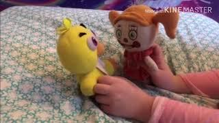 Circus baby's rage mode