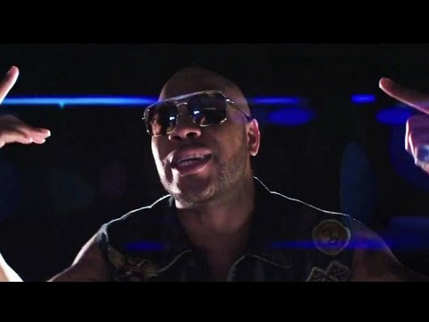 Flo Rida - I Cry [Official Video]
