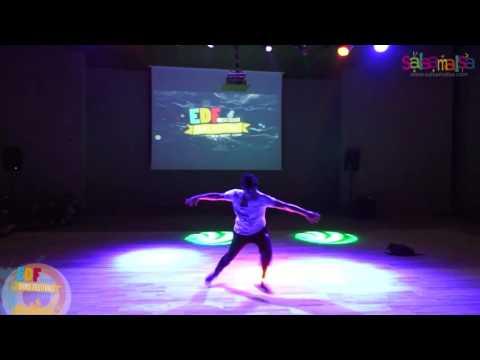 Serkan Alıcı - Power of Style Dance Performance - EDF 2016