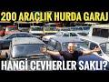 200 araçlık Hurda Garaj'da Hangi Cevherler Saklı?