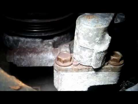 Chevrolet/ GMC 5.3L 6.0L AC belt + tensioner replacement. Noise coming from the front of the engine