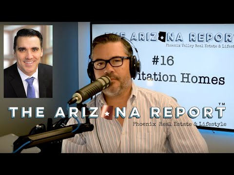 Invitation Homes CEO Talks Phoenix Market Plans (NYSE:INVH) #16
