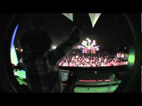 RadicaLive Cinema - Live Act @ Fantastic Festival -Ommix- Mexico.