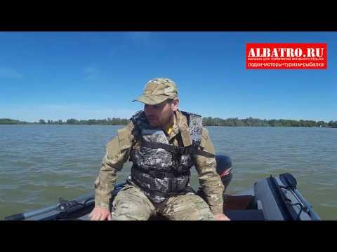 лодка апачи 3500 видео