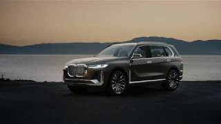 Yeni BMW X7 Concept iPerformance.