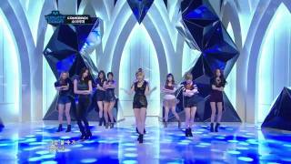 111027 Girls` Generation SNSD - The Boys Live MCountdown. Comeback