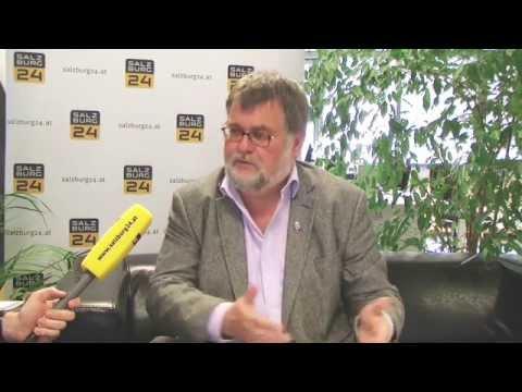 Austria Salzburg: Obmann Walter Windischbauer im SALZBURG24-Interview