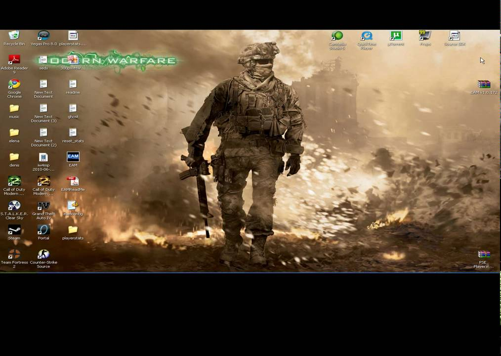 Call Of Duty: Modern Warfare 2 PC 10th Prestige lvl 70 ...