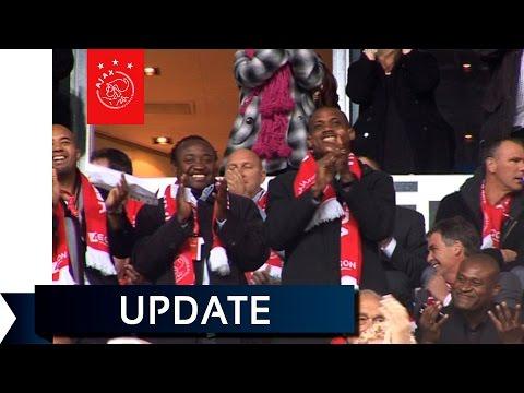 Zondag tijdens Ajax - Heerenveen is het weer tijd voor de Ajax 1 Reünie. Meer dan honderd oud-spelers van Jari Litmanen tot en met Bennie Muller komen langs op het evenement dat in de afgelopen...