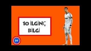 C. Ronaldo Hakkında Bilmediğiniz 10 İlginç Bilgi