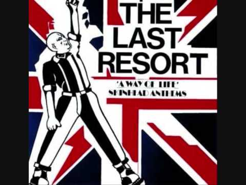 Last Resort - Violence In Our Minds