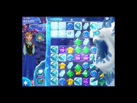 Disney Frozen Free Fall Level 174