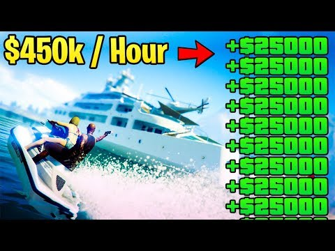 One of the BEST Ways To Make Money in GTA Online is Paying DOUBLE This Week Only!