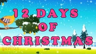 Twelve Days Of Christmas | Christmas Songs