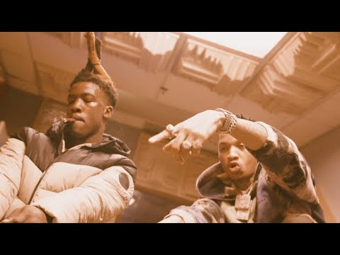 "HotBoii Ft Stunna 4 Vegas ""4PF Like Baby"" (Official Music Video)"
