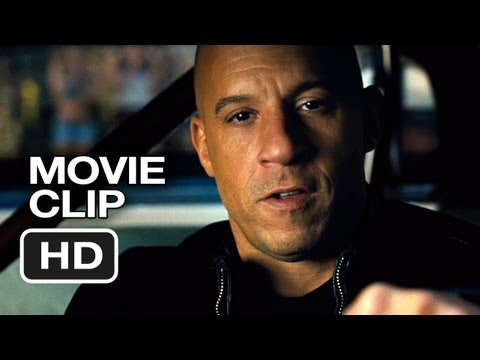 Fast & Furious 6 Movie Clip - London Race (2013) - Vin Diesel Movie Hd video