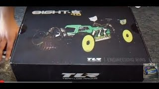 RC Modellismo Caserta - NEW rc car Losi 8ight-e 4.0 Unboxing