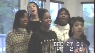RARE: Xscape Sings Is My Living In Vain Acapella